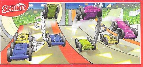 Série : 04 - Sprinty - Voiture avec Barre Twin-Cars