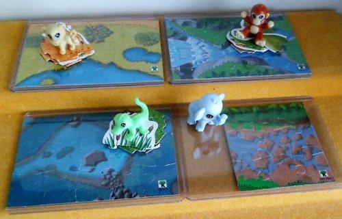Série : 04 - Natoons : Les jeunes animaux sur Puzzle