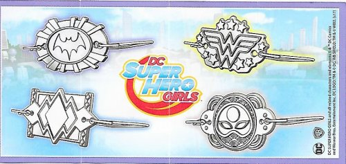 Série : 04Super hero Girls  :  Accessoires