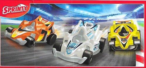 Série : 03Sprinty :   Racing saison 2017-2018