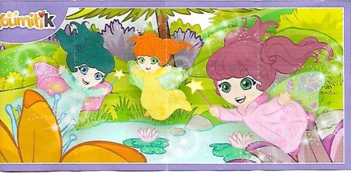Série : 03 Youmitik - forêt des fées