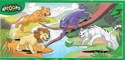Série : 04Natoons : Les animaux avec rebond   [D & EU]