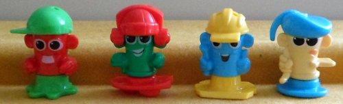 Série : 04Mixart  :  Le gang de rue colorée