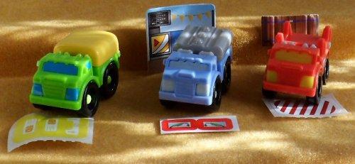 Série : 03Sprinty : Les véhicules de transport 2017