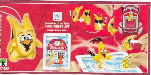 Série : 08Neutre : Angry Birds 2018 (Italie)