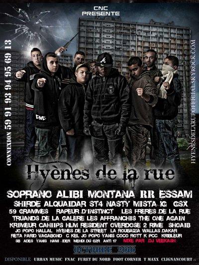 HYENES DE LA RUE
