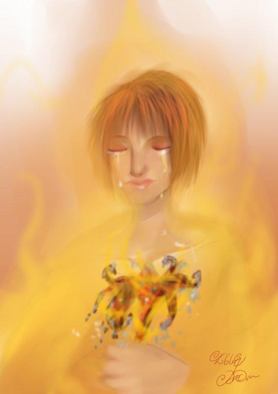 je participe au concours d'Aika drawings