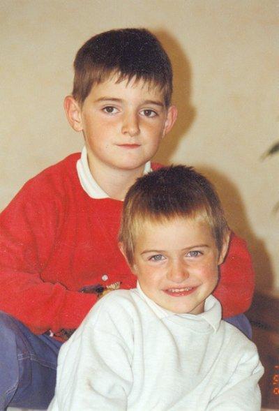 Mon frère et moi