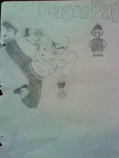 Les dessins de mon démon Raphaël <3