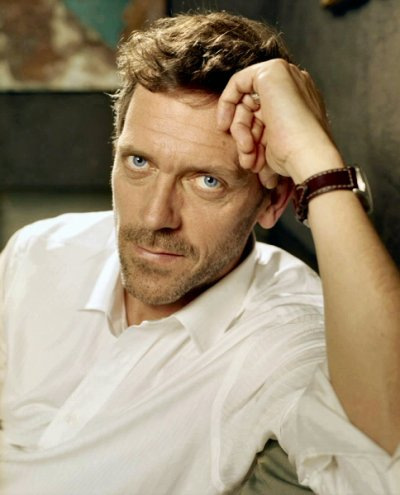 Marc Lavoine and Dr.House ♥