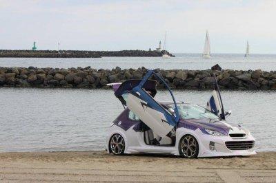206 Show Car à Benoit