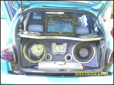 206 Show Car à Maxime