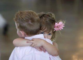 Amour d'enfance