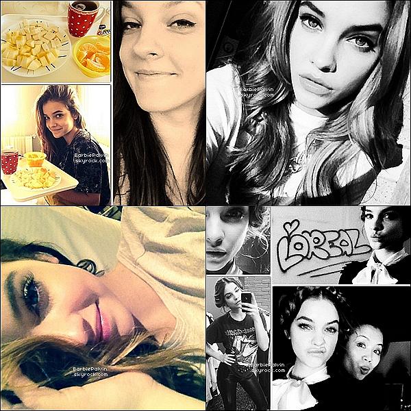 Découvrez les nouvelles photos que Barbara a posté sur instagram !