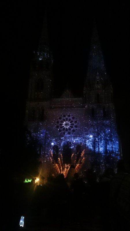 Chartres en lumiere