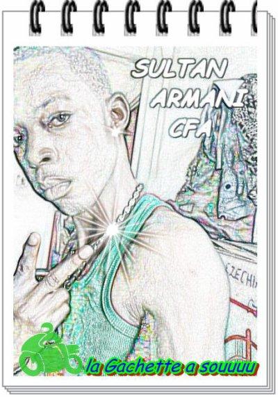 SULTAN ARMANI CFA