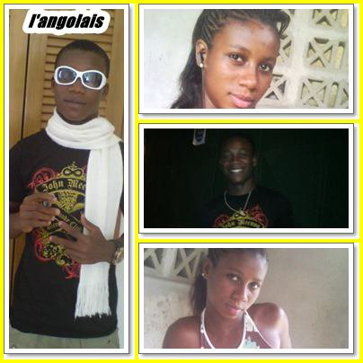 l'angolais et sa soeur