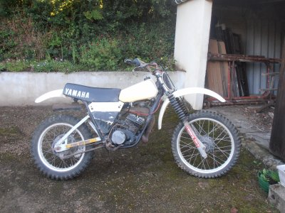 moto 125 yz
