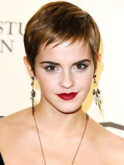 Emma et sa coupe