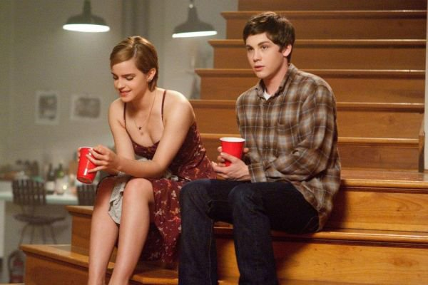 "Nouveau still du film ""The Perk Of Being a Wallflower"" avec Emma Watson."