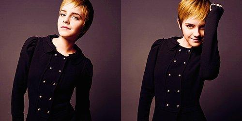 Emma Watson à Selfridges !