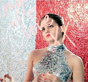 Emma Watson Lancôme «Rouge In Love»