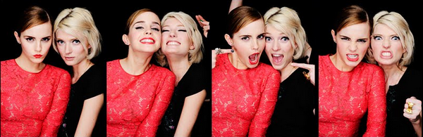 Photo Emma Watson and Friend's !