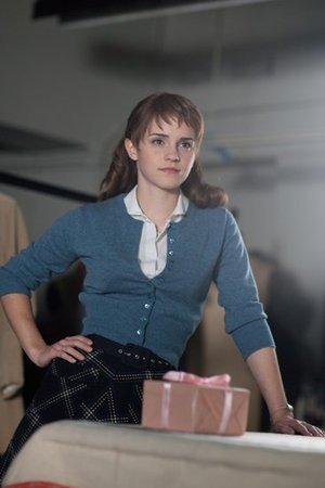 """Nouvelle photo d'Emma Watson dans le film """"My week with Marylin"""""""