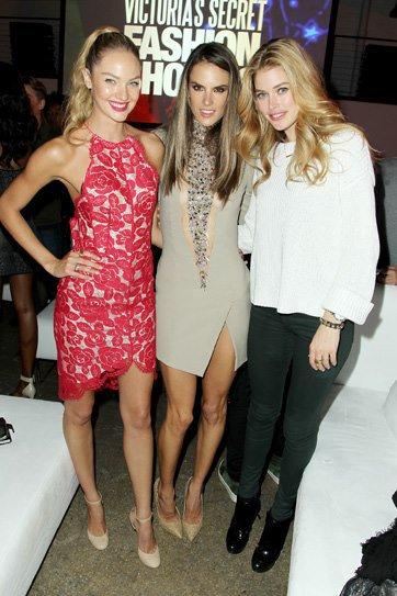 Miranda Kerr révèle sa list de cadeau de Noël et ses projet avec son mari Orlando + photo évènement Victoria Secret Fashion Show