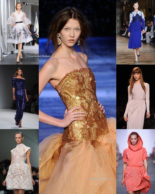 Article spécial : Les différentes tenues de Karlie Kloss lors de défilés Hautes-Couture ou de sorties officielles...