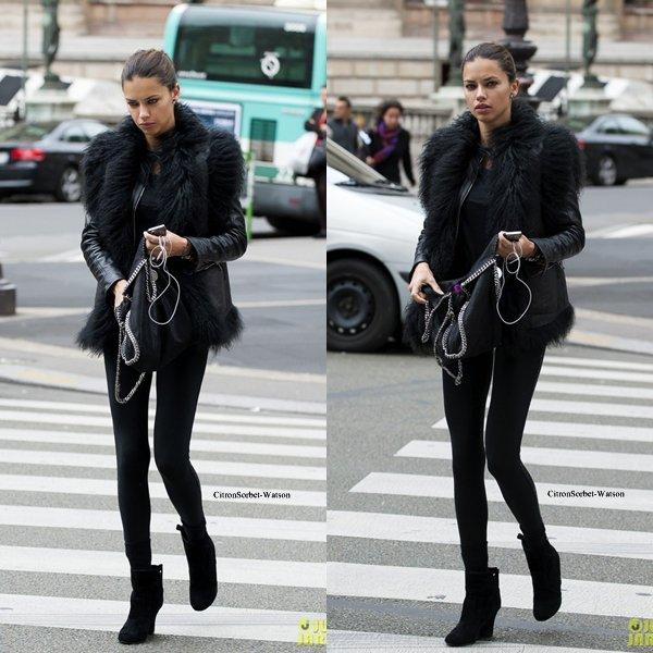 Le 16.09.13 : Miranda a été vue sortant de chez elle pour aller à l'anniversaire de Gal Pal à New-York...