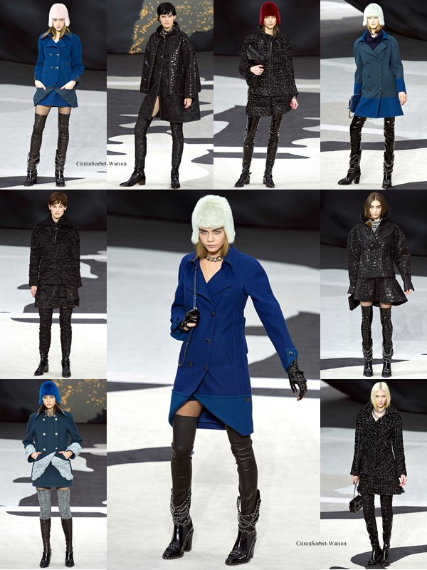 Chanel Fall/Winter 2013-2014...