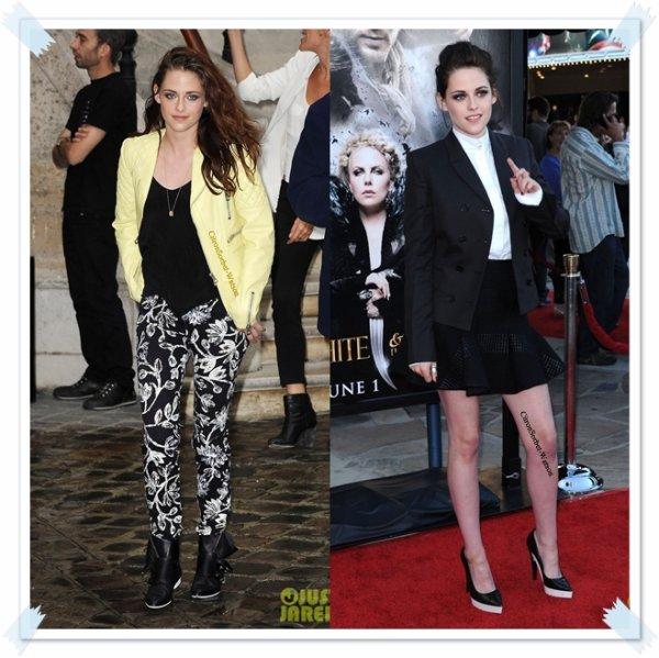 Article Flash-Back : Le style de Kristen en sorties officielles(2)...