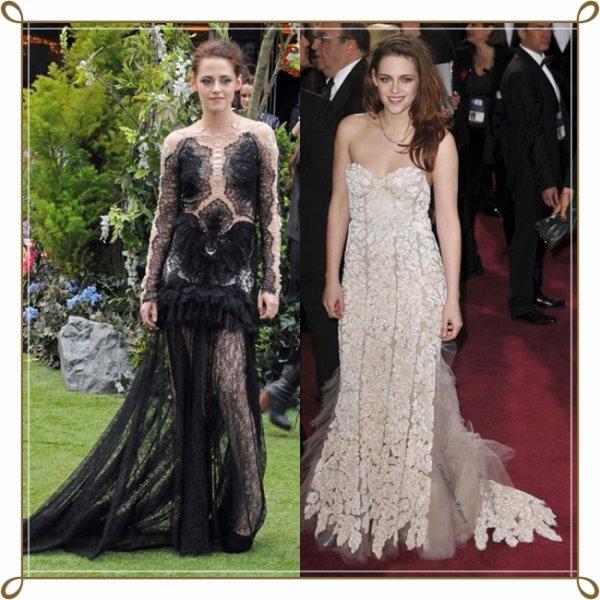 Article Flash-Back : Le style de Kristen en sorties officielles(3)...
