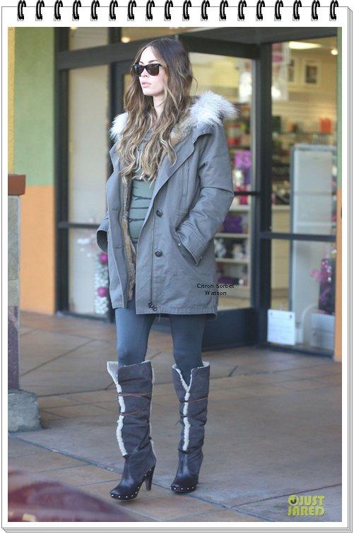 Megan Fox...
