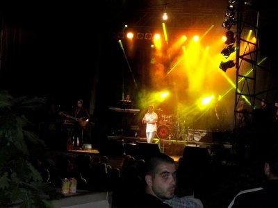 sempre a bombar David Garcia em Portugal 2011