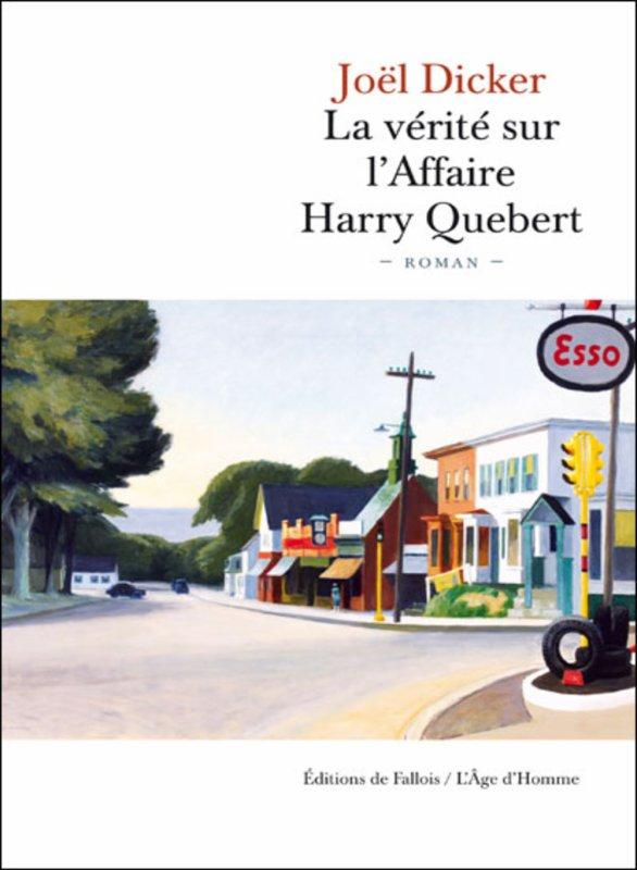 La veritable affaire de Harry Quebert