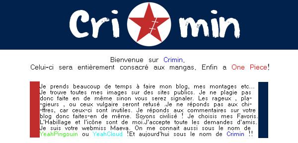 Crimin