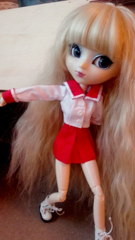 Girl's Generation version pullip!!