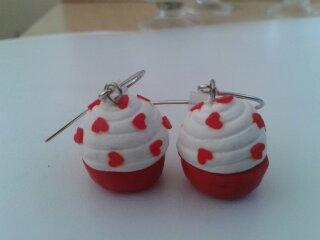 min cupcake de sait - valentin