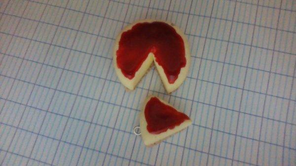 gateaux a la fraise