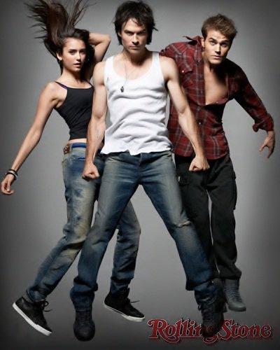 tvd( the vampire diaries )