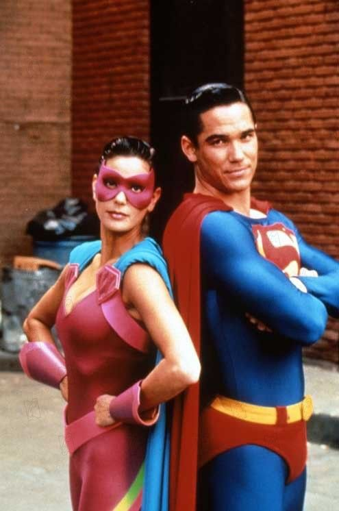 Ultra Woman et superman