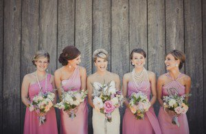How to Choose the Color for Bridesmaid Dresses?