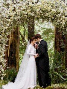 Brudklänning för Outdoors - Formellt bröllop