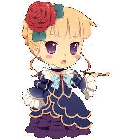 Passage spéciale Série d'Alice !
