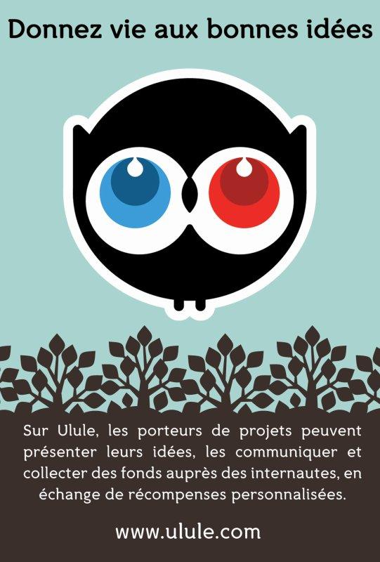 Le projet «Quand Ma Tête Perd Les Pédales» est sur ULULE.com ! :)