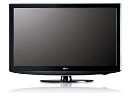Voici mon écran plat LG 55 cm