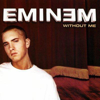 Without me de Eminem  sur Skyrock