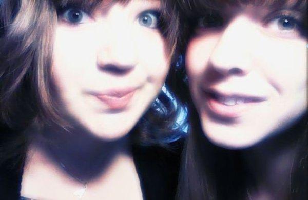 ♦ Hilary & Alexia.